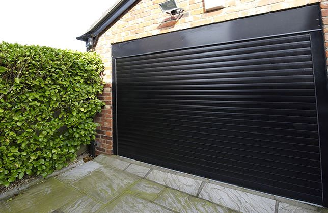 Roller Shutters - Three Sinha